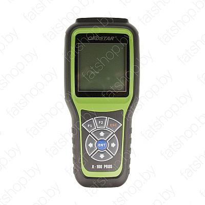 Сканер Obdstar X100 PROs для работы с ключами и одометрами