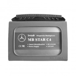 MB Star C4 (Mercedes Star Diagnosis)
