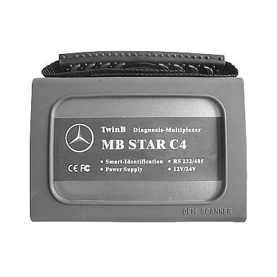 Сканер MB Star C4 для диагностики Mercedes