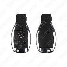Ключ рыбка Mercedes BE CGDI