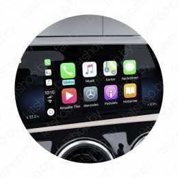 Активация Apple CarPlay Mercedes