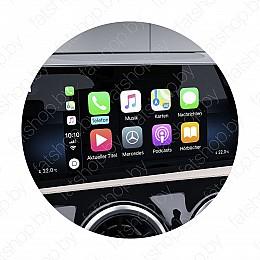 Активация Apple CarPlay Mercedes