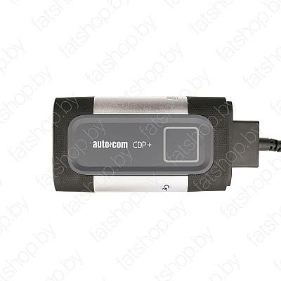 Автосканер Autocom CDP+ 3in1 для диагностики легковых и грузовых авто