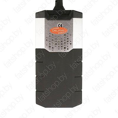 Автосканер Delphi DS150e для диагностики легковых и грузовых авто