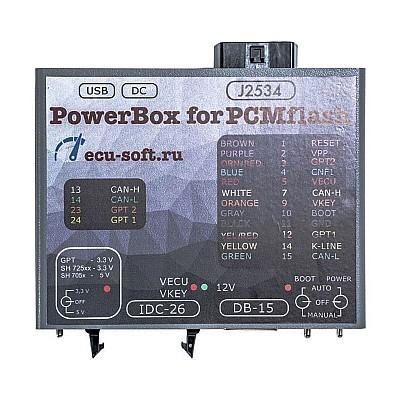 PowerBox для PCMflash