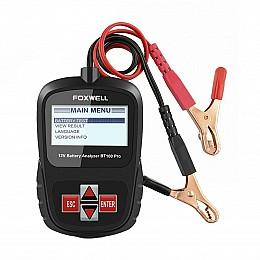 Тестер аккумулятора FOXWELL BT100 Pro