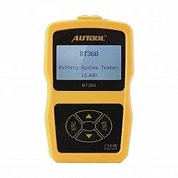 Тестер аккумулятора AUTOOL BT360