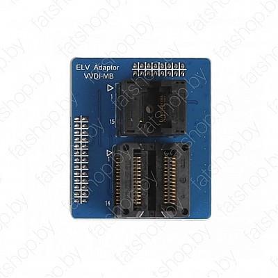 ELV/ESL Nec adapter (XDMB12EN) для программирования ELV/ESL защелок Mercedes